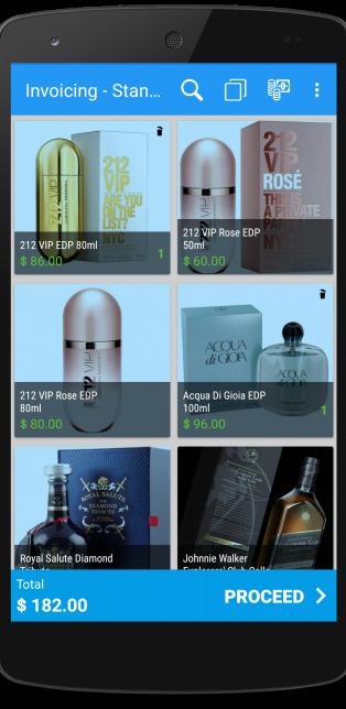 inflight retail pos app