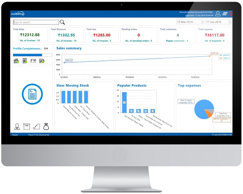 online pos Online/offline point-of-sale reservation management customer segmentation analysis customer loyalty program ingredient & stock control real-time visual reports.
