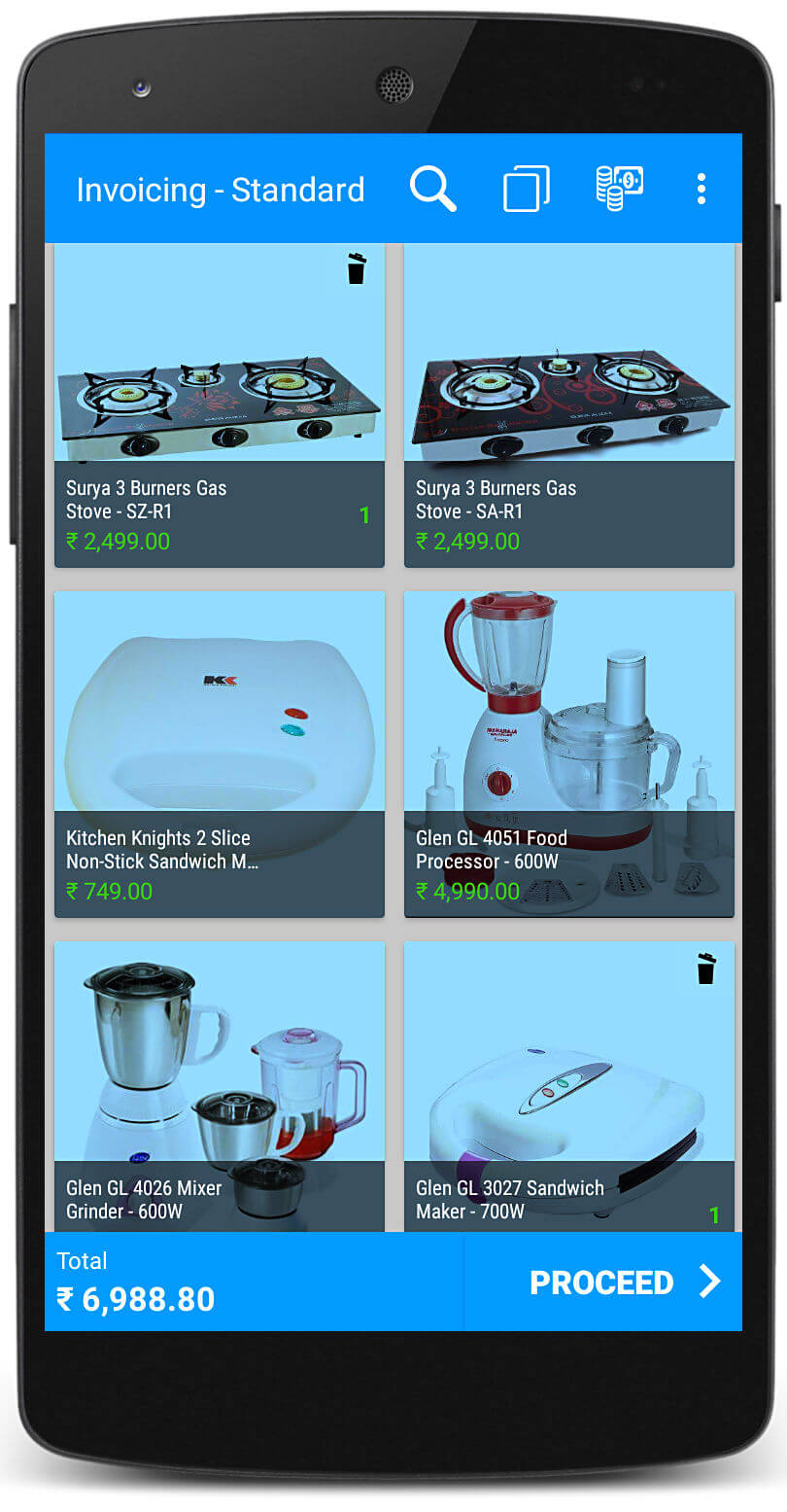 Kitchenware Software