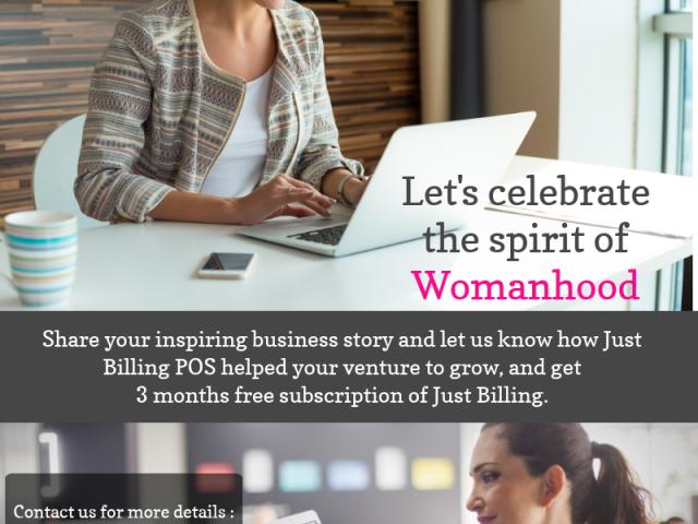 offer for women entrepreneurs