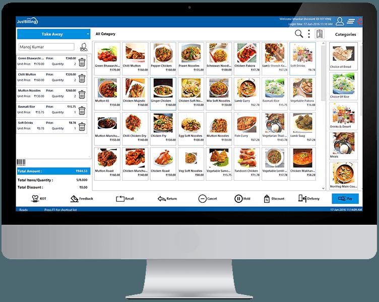Restaurant Management Software 4.8
